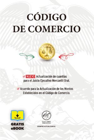 Código de Comercio Bolsillo 2019