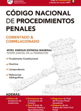 Código Nacional de Procedimientos Penales 2019 Comentado