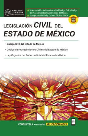Legislación Civil del Estado de México 2018 PRO