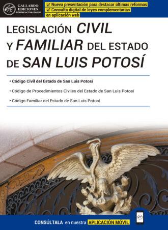 Legislación Civil del Estado de San Luis Potosí 2018