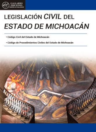 Legislación Civil del Estado de Michoacán 2018