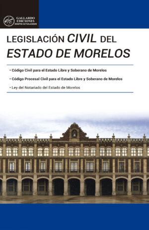 Legislación Civil del Estado de Morelos 2018