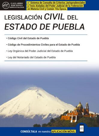 Legislación Civil del Estado de Puebla 2018