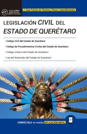 Legislación Civil del Estado de Querétaro 2018