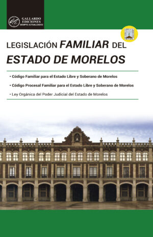 Legislación Familiar del Estado de Morelos 2018