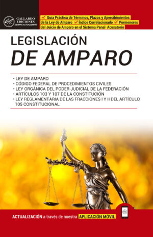 Legislación de Amparo