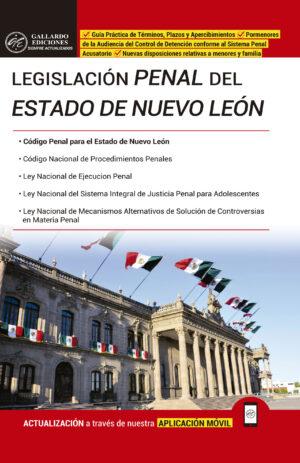 Legislación Penal del Estado de Nuevo León 2018