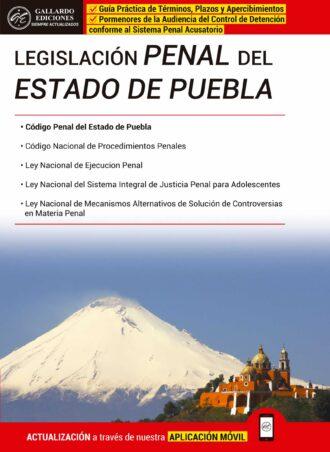 Legislación Penal del Estado de Puebla 2018