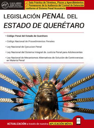 Legislación Penal del Estado de Querétaro 2018
