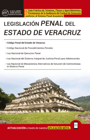 Legislación Penal del Estado de Veracruz 2018
