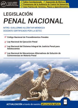 Legislación Penal Nacional 2018