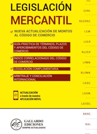 Legislación Mercantil 2019