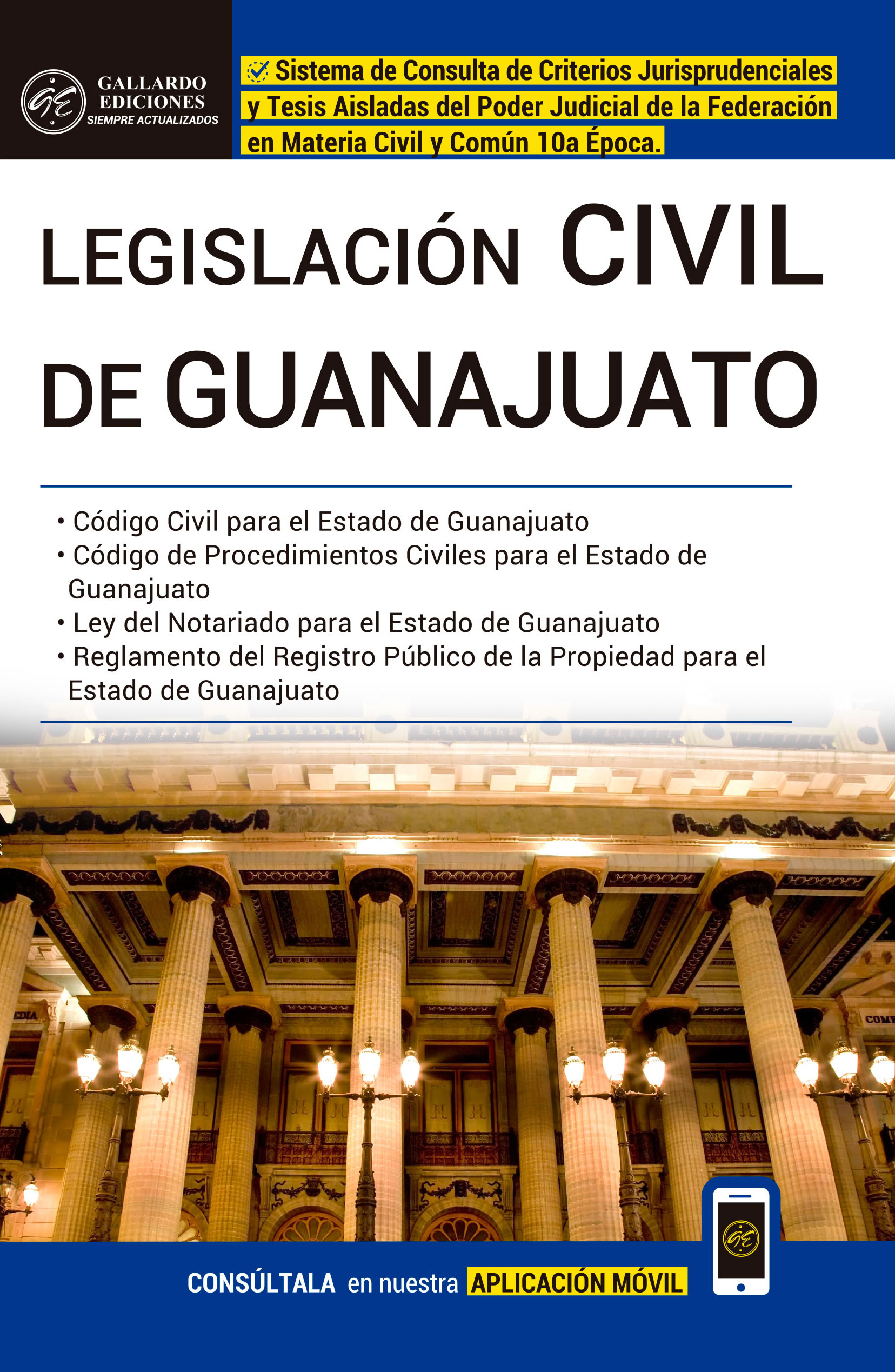 Legislación Civil del Estado de Guanajuato