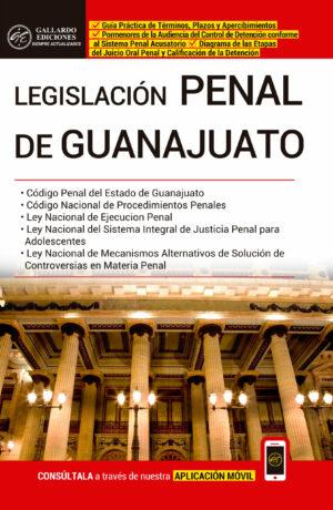 Legislación Penal del Estado de Guanajuato 2019
