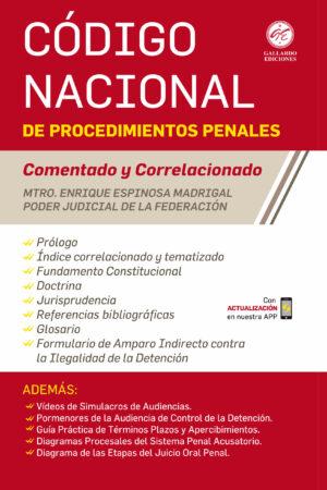 Código Nacional de Procedimientos Penales Comentado 2021