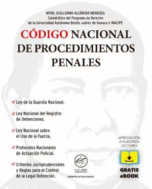Código Nacional de Procedimientos Penales Bolsillo 2020