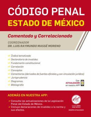Código Penal del Estado de México Comentado y Correlacionado