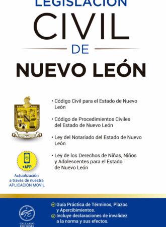 Legislación Civil de Nuevo León 2021