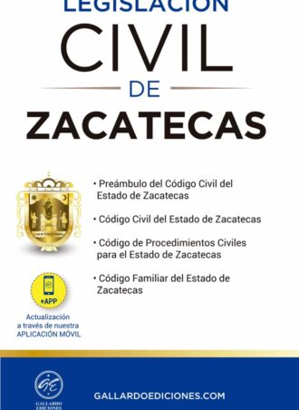 Legislación Civil de Zacatecas 2021