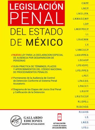 Legislación Penal del Estado de México 2021