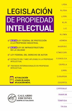 Legislación de Propiedad Intelectual 2021